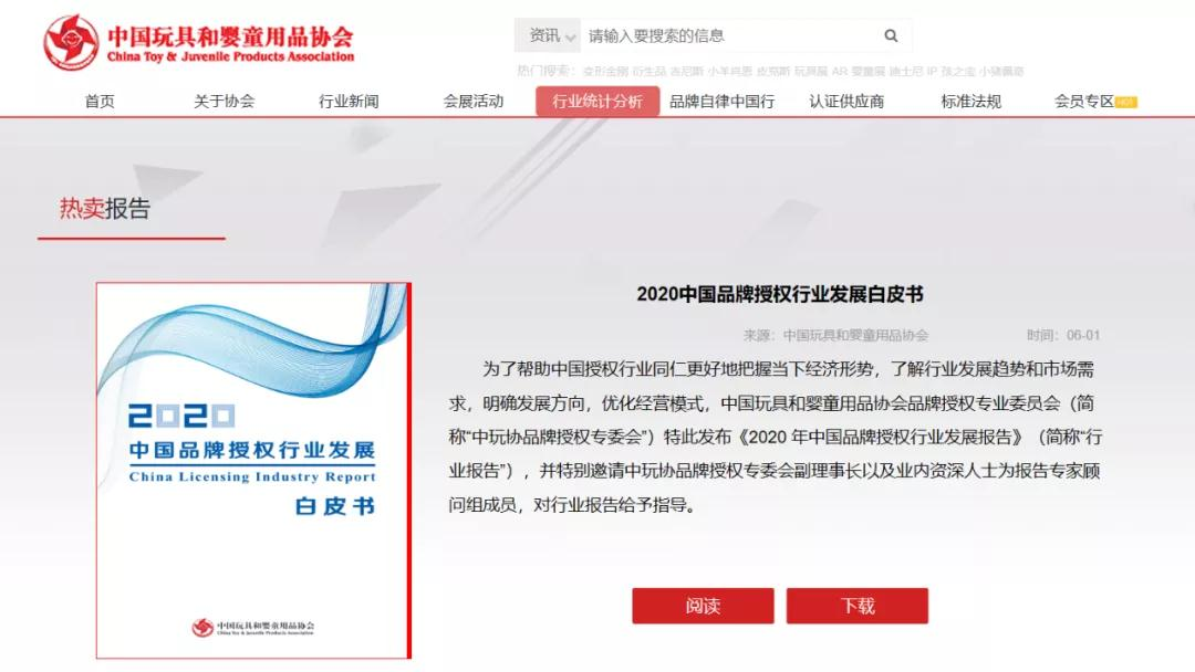 2020中国品牌授权行业发展白皮书插图(37)