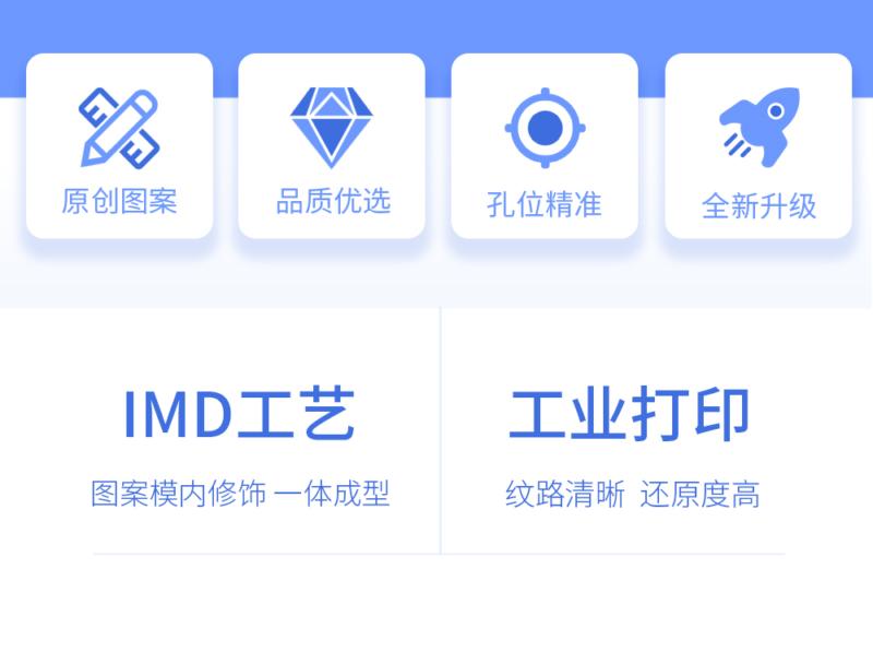 幸运锦鲤 精孔 苹果/华为系列手机壳插图7