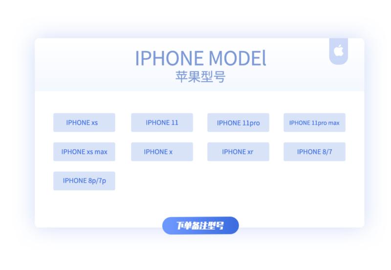幸运十二生肖 真二合一/小蛮腰 苹果/华为系列手机壳插图