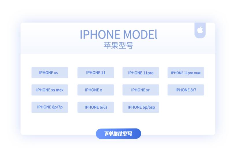 幸运星座 透明磨砂 苹果/华为系列手机壳插图