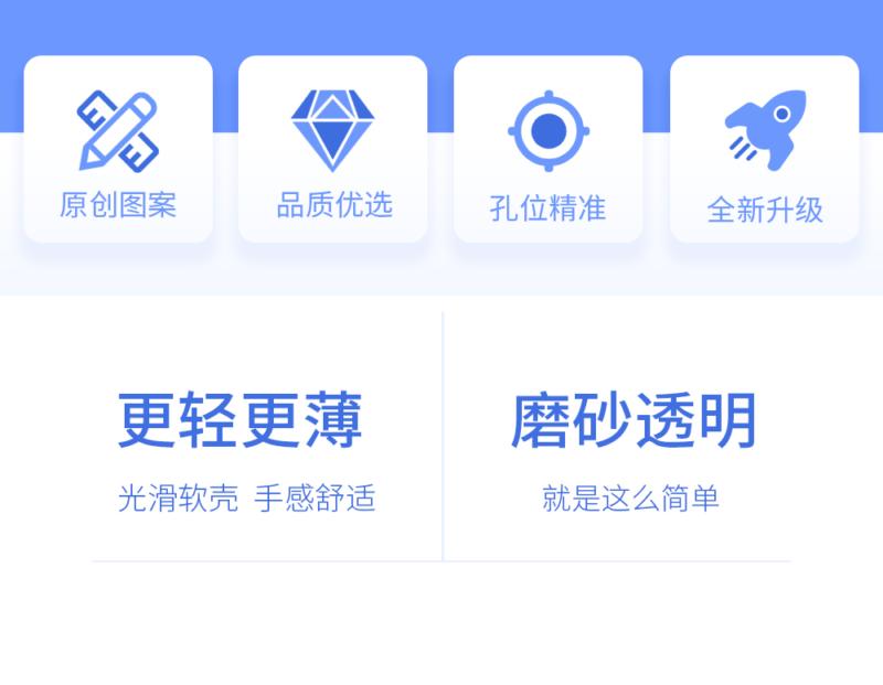 幸运星座 透明磨砂 苹果/华为系列手机壳插图6